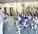 Concientizan a estudiantes en torno a problema del hambre y la desnutrición