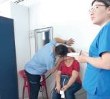 Detectan a ocho con glaucoma en campaña de detección