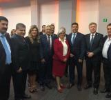 Sostienen segunda reunión con AMLO gobernadores fronterizos