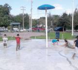 Remodelan parque; benefician a familias