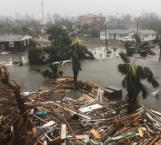 Poblado Mexico Beach devastado por huracán Michael