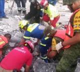 Al menos 7 muertos y 14 rescatados tras derrumbe de edificio en Monterrey