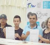 Firman Toros a 3 académicos más