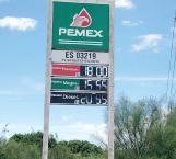 Otro golpe a la economía ajustan precio de la gasolina