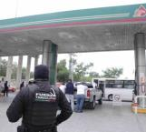 Decomisan 'huachicol' y aseguran 4 gasolineras