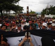 Despliega México operativo para contener la caravana de migrantes hondureños