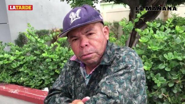 Ramón solicita ayuda a la ciudadanía para mitigar el frío y el hambre