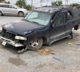 Choque  deja saldo de 5 lesionados en Reynosa