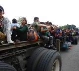 Trump amenaza con enviar al ejército a la frontera con México si no se frena caravana migrante