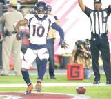 ¡Broncos rompen su mala racha con paliza!