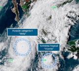 Huracán Willa se degrada a categoría 4
