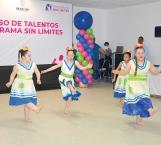 Realizan concurso de talentos dentro del programa 'Sin Límites'