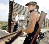 Vienen milicias a la frontera sur de EU