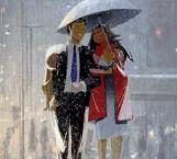 Ilustraciones expresan que tu relación amorosa debiese ser tu refugio y no una batalla