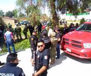 Deja enfrentamiento en Texcoco 4 muertos