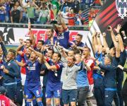 Cruz Azul, campeón de la Copa MX