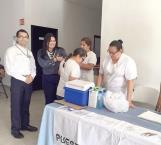 Inicia vacunación contra la influenza