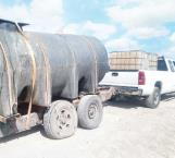 Aseguran 32,800 litros de huachicol