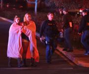 Imágenes del tiroteo en bar de California