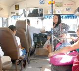 Capacitan a operadores del transporte público en educación ambiental