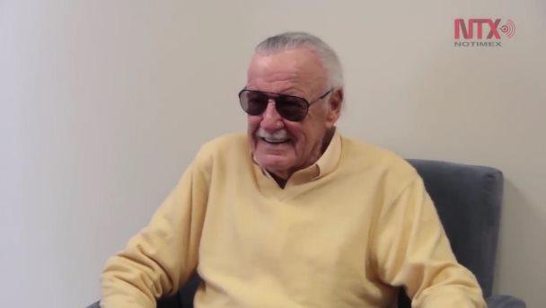 Fallece Stan Lee a los 95 años de edad