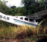 Cae avioneta en Altamira; confirman muerte de dos personas que iban en una motocicleta