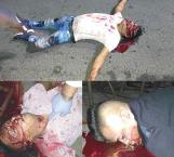 Matan a 4 personas y dejan dos heridos