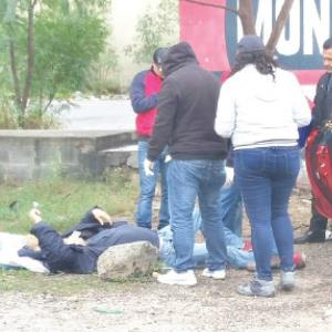 Suman tres ejecutados en 24 horas