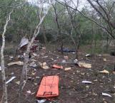 Se desploma otra avioneta; hay dos muertos