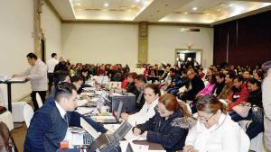 Muchas demandas de préstamos en SARTT para los jubilados