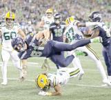 ¡'Packers' sucumben en Seattle!