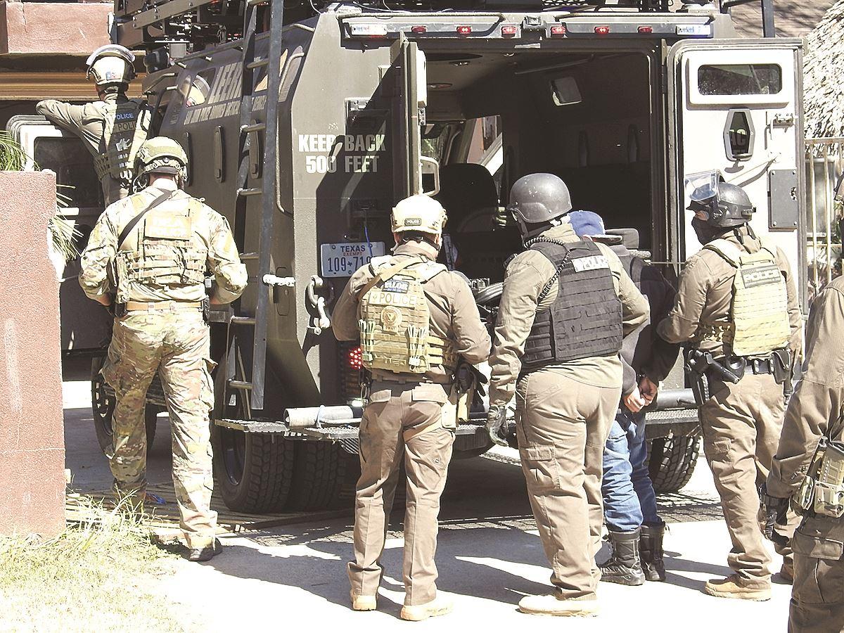 DETENCIONES.Los agentes detuvieron a dos personas por la posesión de enervantes.
