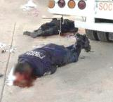 Mata comando a 3 polis y paramédico en Guerrero