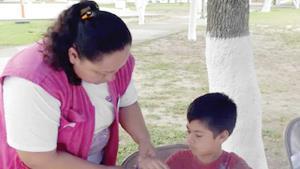 Consulta INE a niños y jóvenes