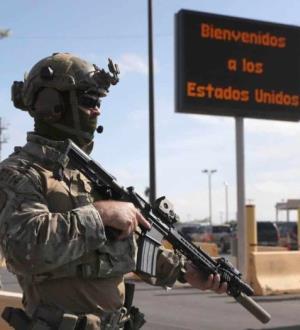 Retiran tropas de la frontera