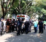 Líder sindical de bomberos sufre atentado a balazos
