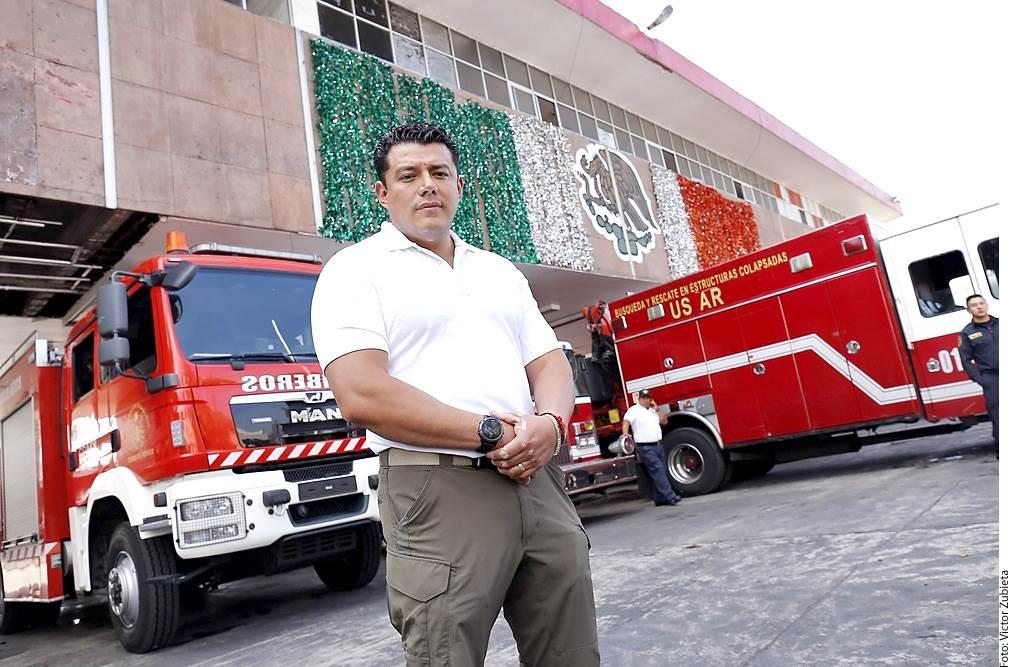 Ismael Figueroa fue candidato a diputado y no ganó; ha sido denunciado por acoso y agresiones por parte de otros vulcanos.