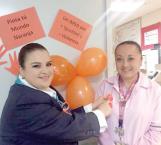 Celebran 'un IMSS por + igualdad y - violencia'