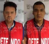 Detienen a presuntos responsables del asesinato de dos integrantes de 'Norteños de Río Bravo'