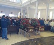 Parte cortejo fúnebre de los Norteños