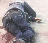 Sin identificar hombre ejecutado frente a tienda de Las Cumbres