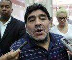 Maradona anuncia que quiere ser candidato a la presidencia de la FIFA