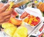Urge inspección a puestos de frutas