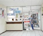 Se quedan para dar consulta y para vacunar