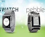 Apple Watch Vs. pebble