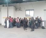 Frustran sueño a 94 migrantes