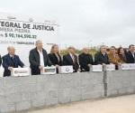 Construyen Centro Integral de Justicia