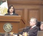 Reciben en Corte a nuevos Ministros