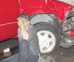 Disparan contra camioneta en el bulevar Hidalgo