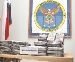 Decomisos de droga en McAllen, en 2015